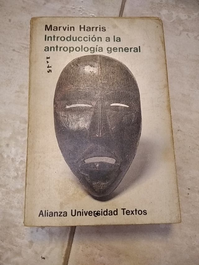 Introdución a la Antropología general.