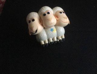 "Mystery minis toy story ""Bo Peep's Sheep"""
