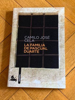 La familia de Pascual Duarte Camilo Jose Cela