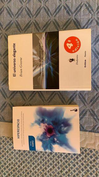 Libros ciencias
