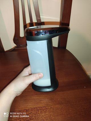 dispensador de gel automatico