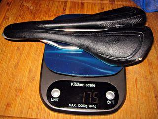 Sillín Specialized Toupe Expert 130mm
