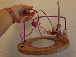 juguete/laberinto/ espejo madera