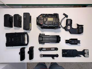 Blackmagic URSA Mini Pro + Blackmagic Micro regalo