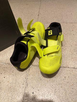 Zapatillas de mujer ciclismo carretera