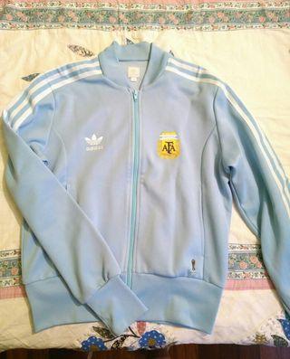 Chaqueta de Adidas de la Selección Argentina