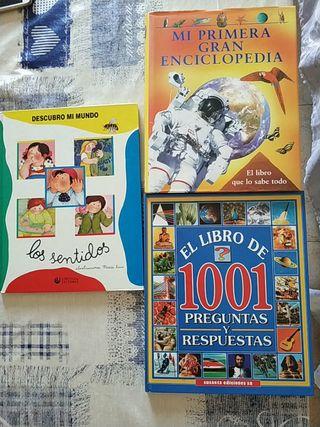 Libros infantiles de aprendizaje