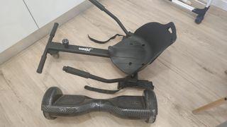Hoverboard SK8 + asiento