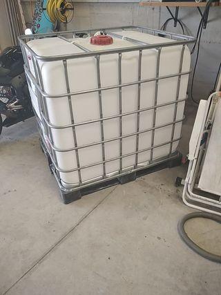 deposito agua 1000 litros