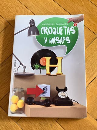 Croquetas y wasaps Begoña Oro