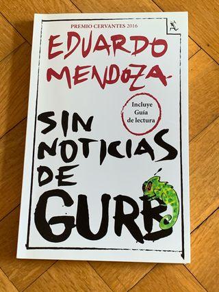 Sin noticias de Gurb Eduardo Mendoza