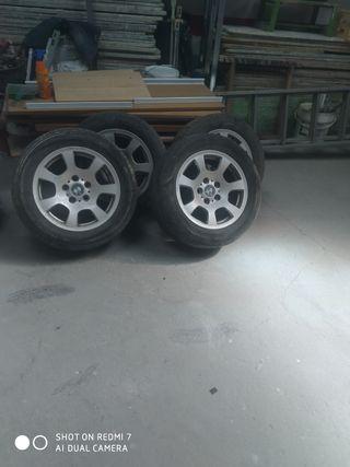ruedas bmw serie 5