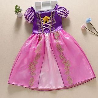 disfraz princesa niña nuevo talla 2/3 años