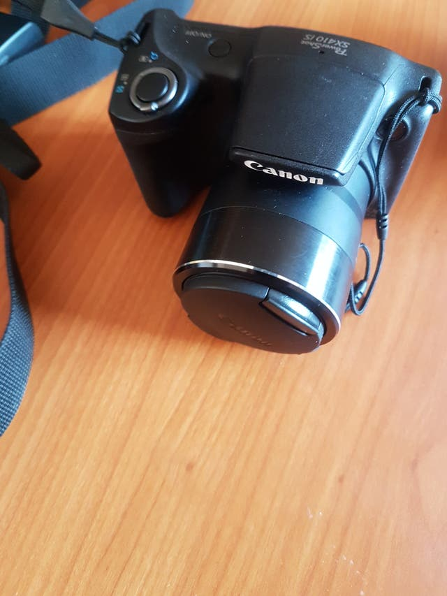 Canon power shot sx410is