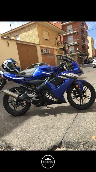 Yamaha tzr50