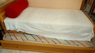 cama nido doble