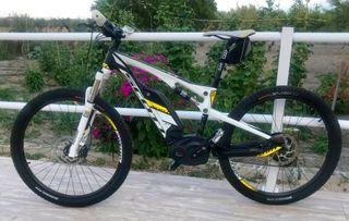 Bicicleta eléctrica Scott E-Spark 720 (2015)