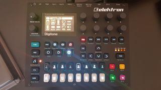 Elektron - Digitone + Decksaver