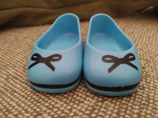 zapatos azules Nancy New