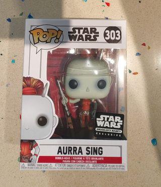 Funko Pop Aurra Sing Star Wars