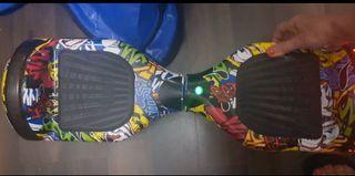 Hoverboard con silla , Bluetooth ,Iluminaciòn Led