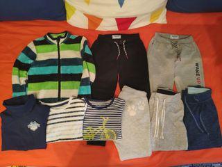Lote ropa otoño\invierno niño talla 2\3 años