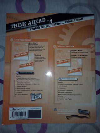 Think Ahead 4 ESO Workbook