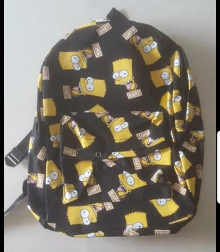 Mochila de Los Simpson