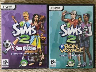 Los Sims 2 expansiones