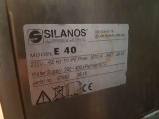 LAVAVAJILLAS INDUSTRIAL SILANOS E40