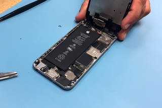 Reparación iPhone