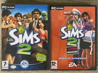 Los Sims 2 + expansión