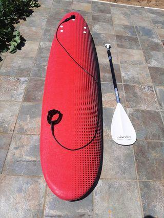 Tabla de Surf usada como Paddle Surf Remo incluído