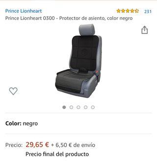 Protector de asiento de coche