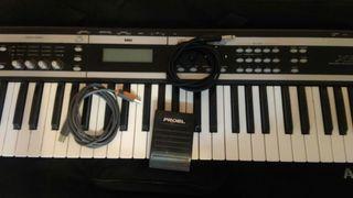 Sintetizador profesional korg 50