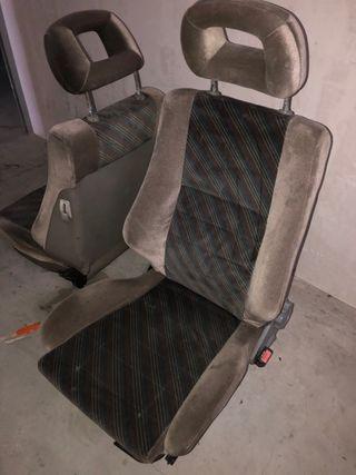 Asiento Opel Kadett GSi