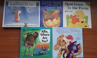 Lote infantil cuentos ilustrados