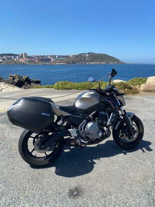 Kawasaki Z660