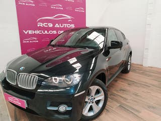 BMW X6 3.0d 286cv ¡12 meses garantía incluída!