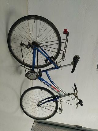 jumpertrek bici de ciudad hombre/mujer