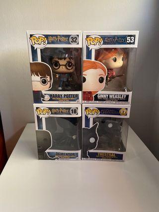 4 funko pop Harry Potter