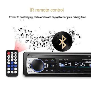 ¡OFERTÓN! RADIO PARA EL COCHE CON USB Y BLUETOOTH