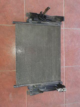 radiador aireacondicionado bmw e46