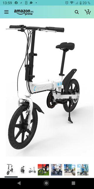 Bicicleta Electrica Smartgyro
