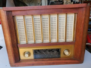 Radio antigua,