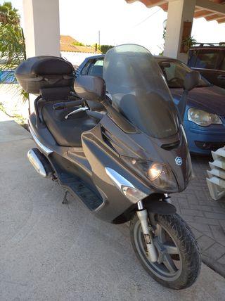 Piaggio 125cc X9 evo