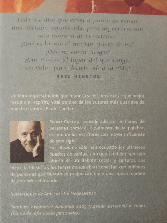 Vida. Paulo Coelho.