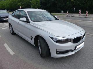 BMW 318D GT GRAN TURISMO, NAVI, ALERÓN, VOLANTE M