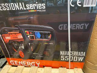Generador gasolina 5500W electrico