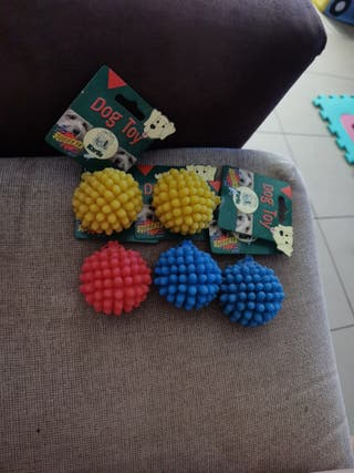 Muñecos/ juguete erizos para perro
